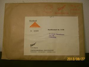 771. Radioteknikerns Handbok AM-Teknik. Förf: Erik Julander. Supplement 1964-65. Pris: 7,70:-, porto: 0,90:-. Teknós publikation 41 64. År: 1964. 101_0434