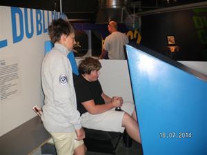 Simulator.. SANY0066