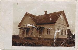 Näs Missionshus i dåvarande utseende, årtal okänt