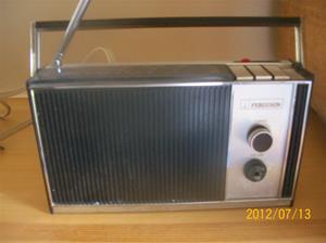 576. Ferguson, transistorradio. Typ: 3121v. Nr: 1215. Fotonr: 100_9322