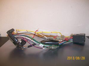803. ISO-kablage för bilstereomontering. 101_0498