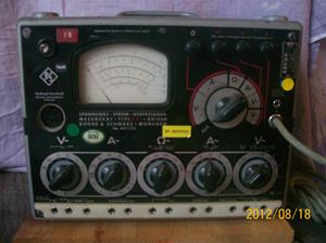 626. URI BN 1050. Mätinstrument.