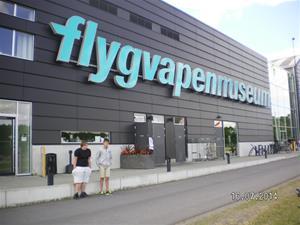 Ett besök på Flygvapen museet på Malmslätt. SANY0053