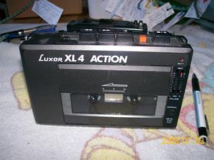 149. Luxor Freestyle. Typ: XL4 Action 110 9213. Nummer: E2-030804. Fotonr: 100_1282. Inlagt på webben 2014-06-06.