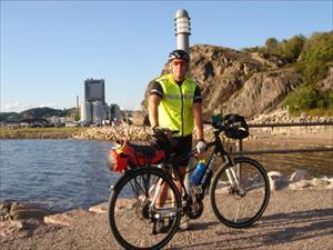 Cykling Uddevalla Tommy