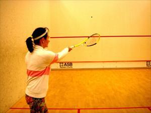 Squash i Ör
