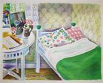 Evy Låås: Sovrummet