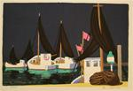 Lars Norrman: Fiskebåtar