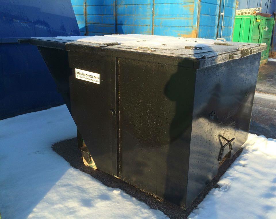 Container 3 kbm