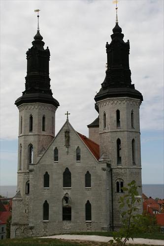 Visby domkyrka
