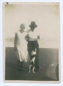 Tb på Cidreira Beach 1930