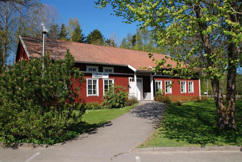 Hällekis kuriren www.hallekis.com