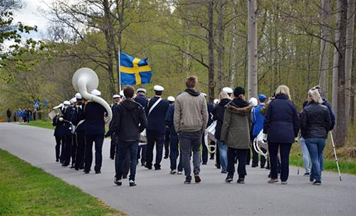 Första maj 2014 underst Hällekis kuriren