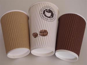 kaffemuggar dubbelkart