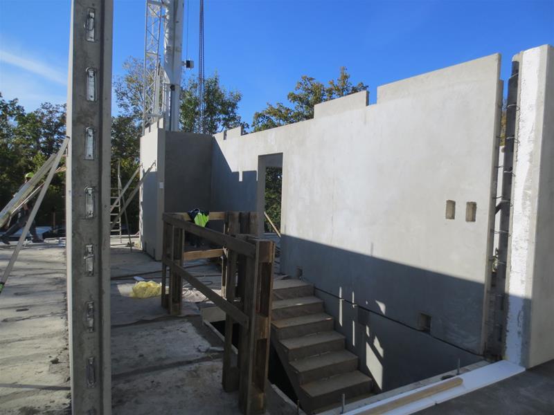 betongväggar