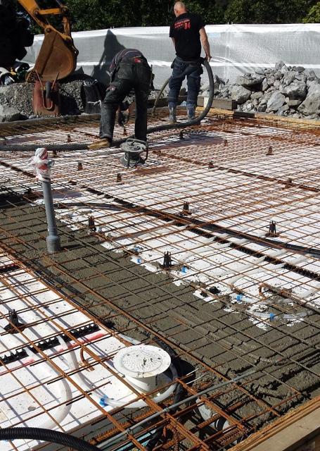 betong jutning