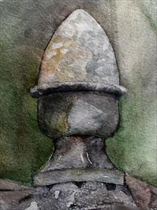 Stone-egg