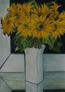 Hyllning till van Gogh