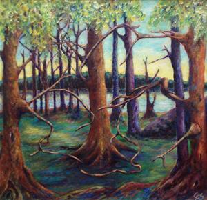 Dansande träd