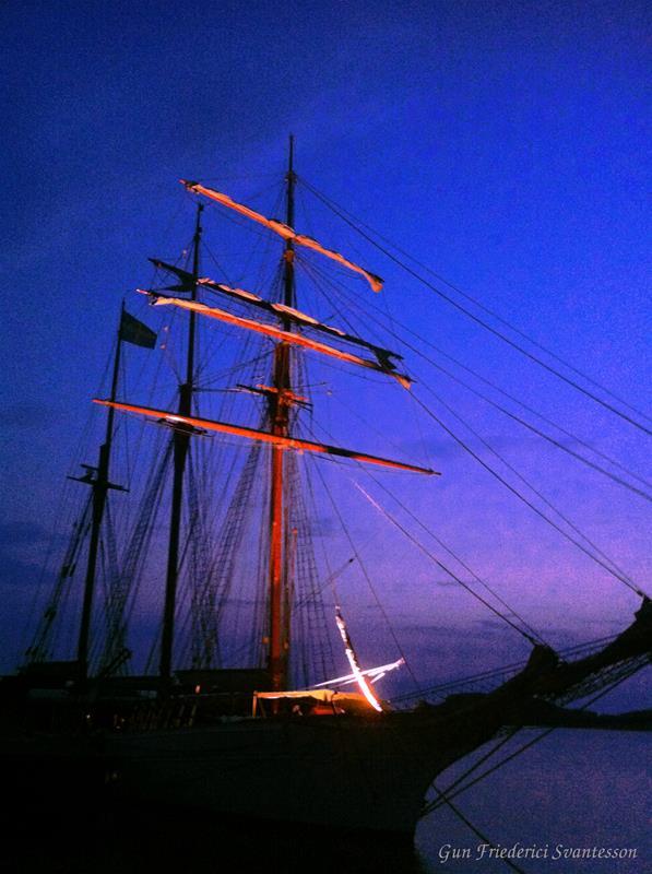 Skepp i natten 4