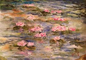 Näckrosor  Water lilies