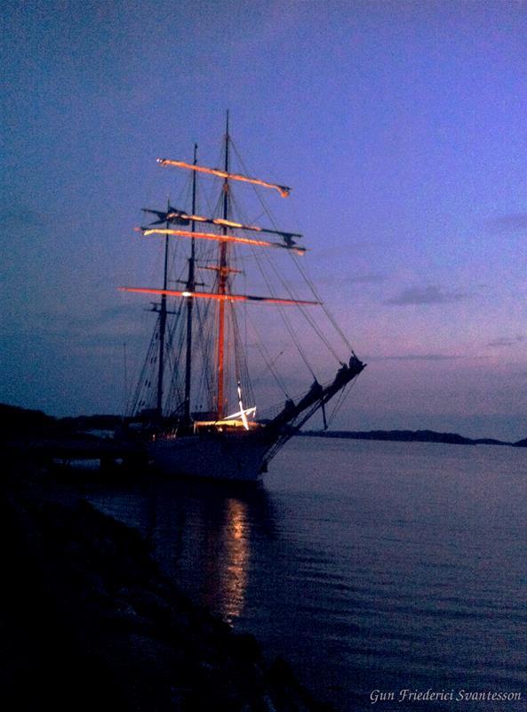 Skepp i natten 5