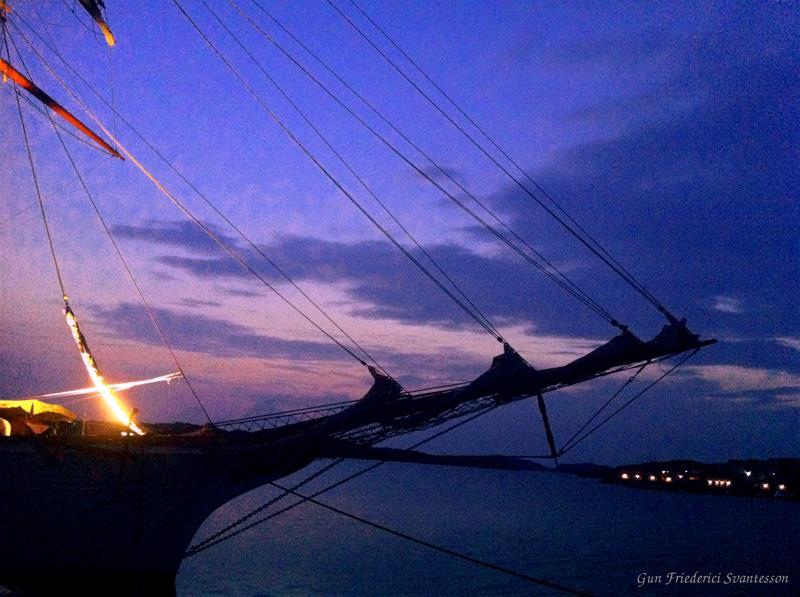 Skepp i natten 2