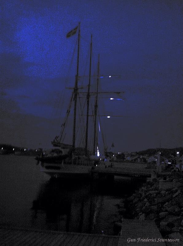 Skepp i natten 7