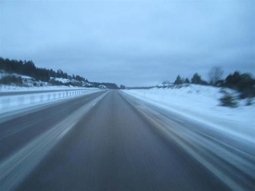 1. På väg mot Alvik