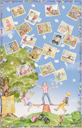 Virvel affisch ISBN 9789197961707