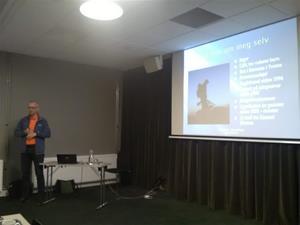 Foredrag Kennel Ørntua's