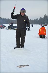 Peter Olsson från Östersund