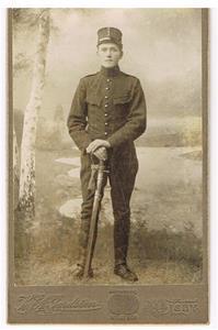 36. Oskar Cederlund.
