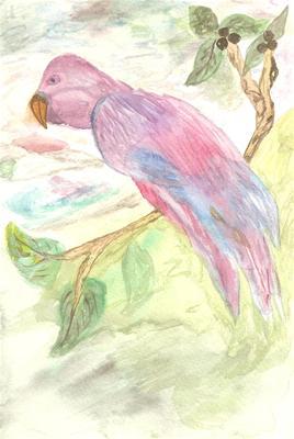 Akvarell goja 001