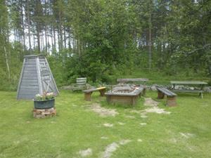 Grillplatsen sommar 2013