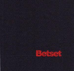 Betset musta