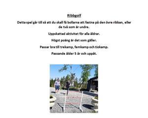 Ribbgolf