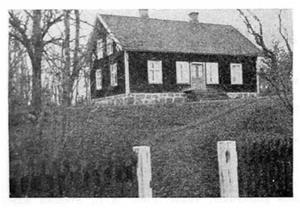 Branthult hus från Gods och Gårdar 1939