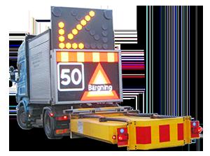 Friläggning lastbil Åkeriett
