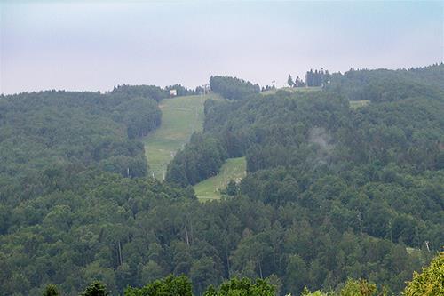 Maribors alpina anläggning.