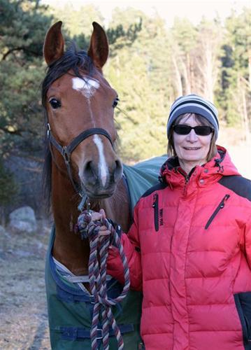 Lisa Marie och Inger