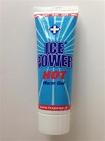 ICE POWER Hot Warm Gel 75 ml