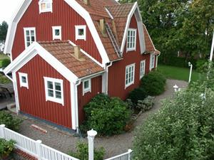 Huset- norrsidan