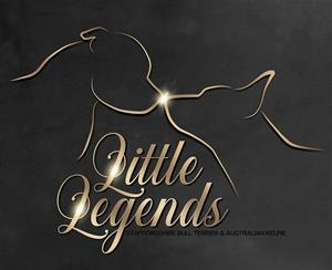 Logo Little Legends with background