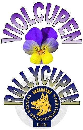 Logga Violcup o Rallycup