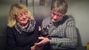 Gustaf's nya föräldrar
