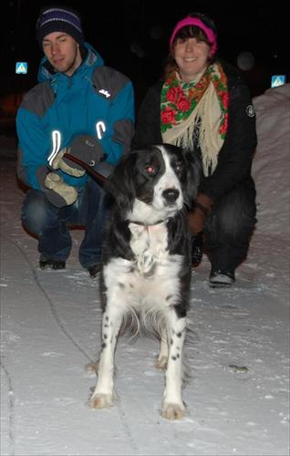 Arlanda hämtning 2010-01-15 010smilla