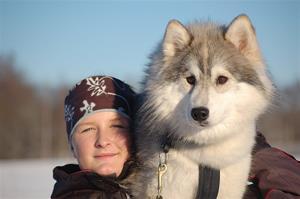Lina och Wilda