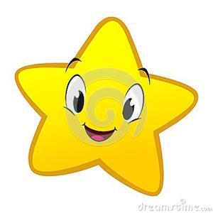 liten-stjärna-för-tecknad-film-43670778