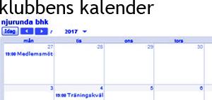 Klicka för att komma till klubbens kalender